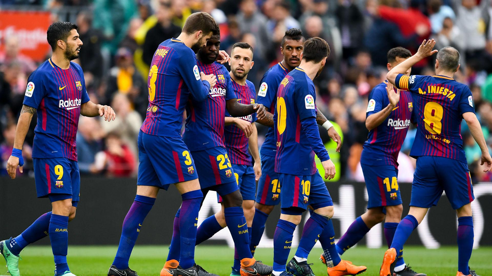 Curiosidades Sobre A Partida Celta X Barcelona Goal Com