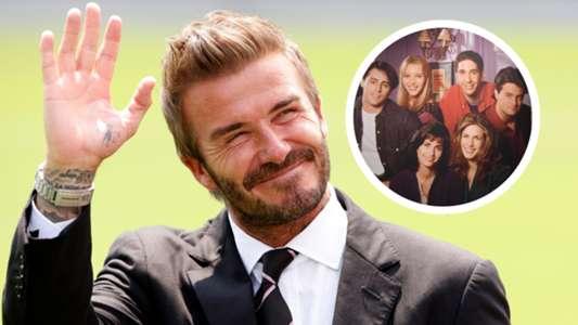 Man Utd & England legend Beckham announced as special guest for Friends: The Reunion | Goal.com