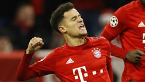 Coutinho 'on the right track', says Bayern Munich coach Flick