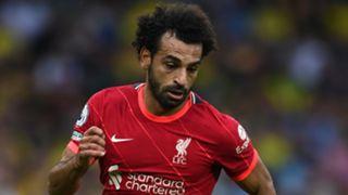 Mo Salah, Liverpool 2021-22