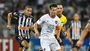 Haedo Valdez Jair Atlético-MG Cerro Porteño Libertadores 06032019