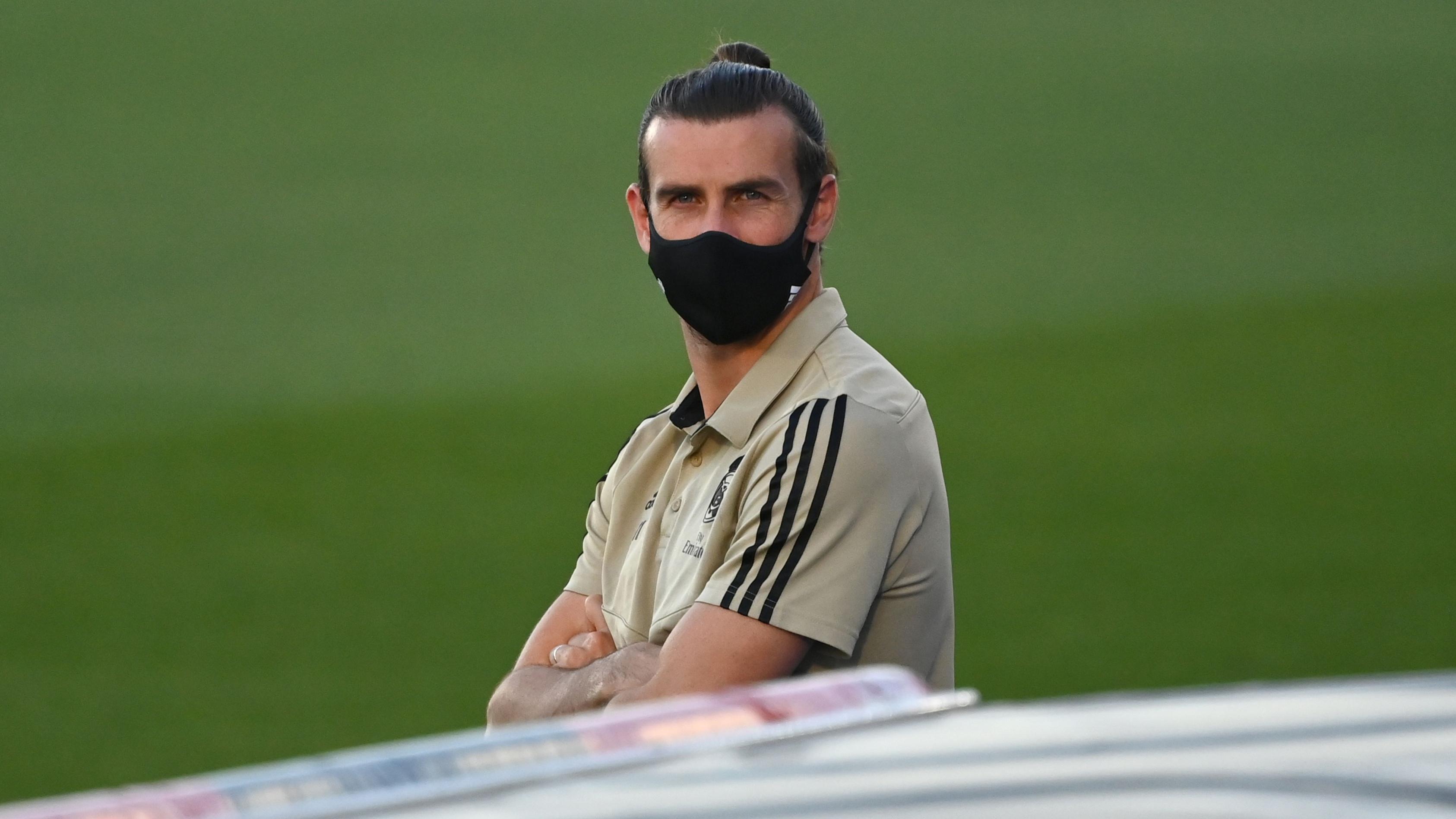 """Mercato - L'agent de Bale : """"Gareth ne quittera pas le Real Madrid cet été"""""""