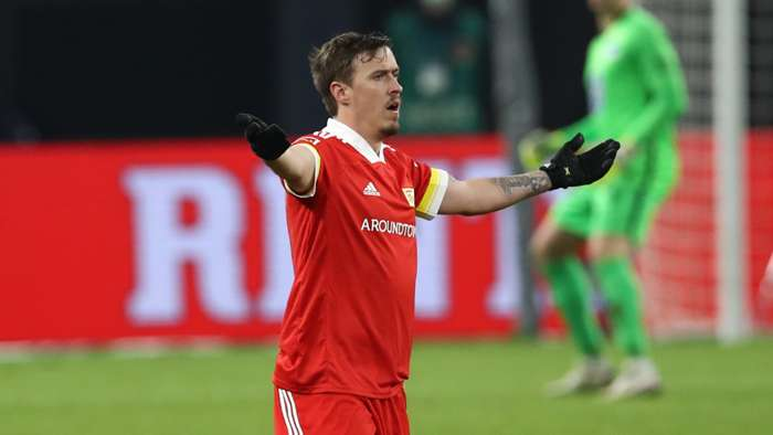 Max Kruse Union Berlin 2020-21