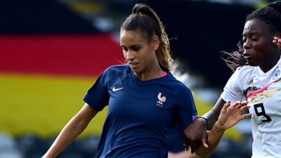 Maelle Lakrar France 2019