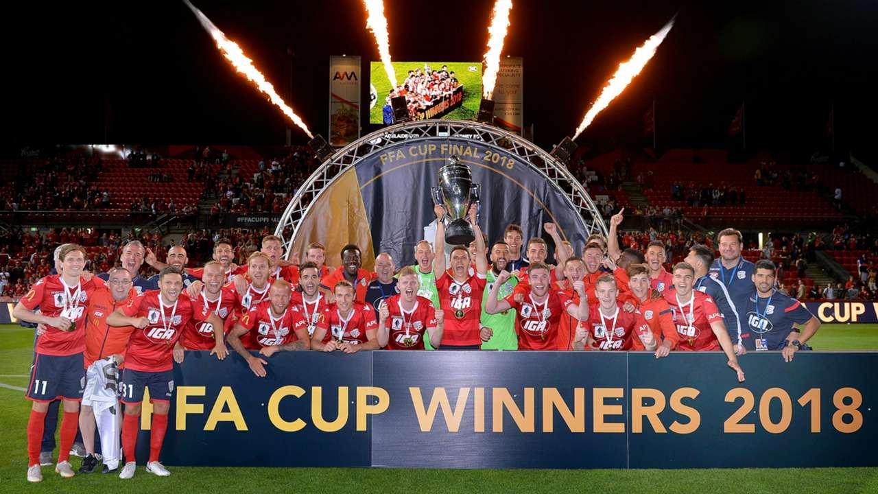 FFA Cup Adelaide United