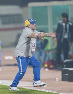 Diego Maradona - Fujairah