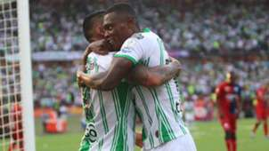 Jefferson Duque & Fabián González Atlético Nacional - DIM 2020-I