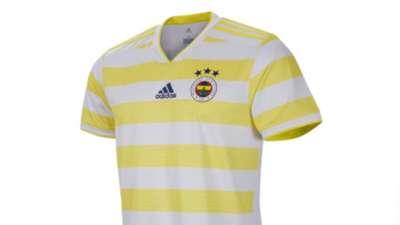 Fenerbahce alternate kit 2018-19