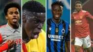 Adeyemi, Moriba, Amad, Badji