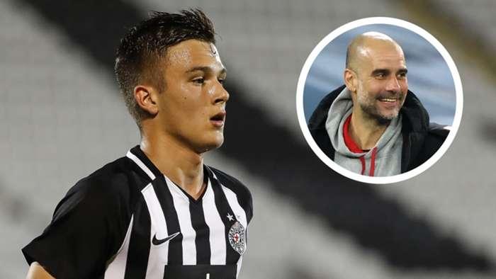 Filip Stevanovic Guardiola GFX