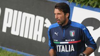 Gianluigi Buffon Italy 28082017