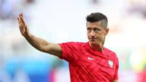 Robert Lewandowski Poland World Cup 2018