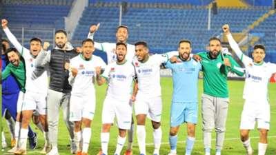 Raja Club Athletic Pyramids CAF Confederation Cup 11.04.2021