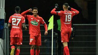 Dijon PSG Coupe de France Mounir Chouiar