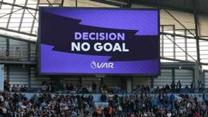 Man City Tottenham VAR