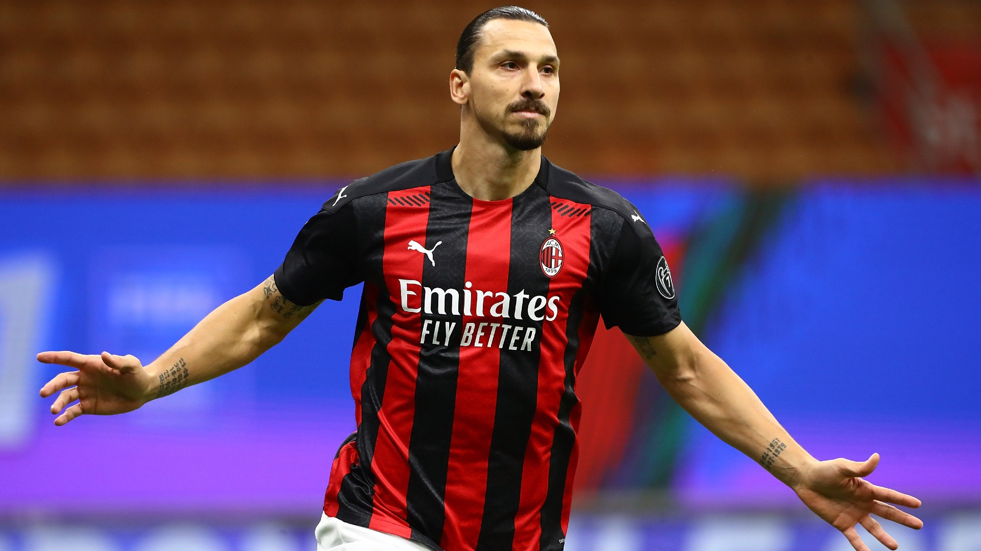 Zlatan Ibrahimović is the only player in history to score for 𝘀𝗶𝘅 different clubs Champions League