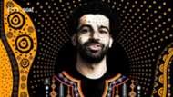 Mohamed Salah CAF