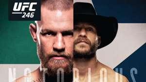 McGregor - Cowboy Cerrone: LIVE-STREAM, TV und Co. - so wird UFC 246 übertragen