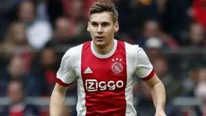 Maximilian Wober, Ajax, Eredivisie 03112018
