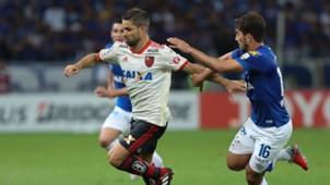 Diego Lucas Silva Cruzeiro Flamengo Copa Libertadores 29082018