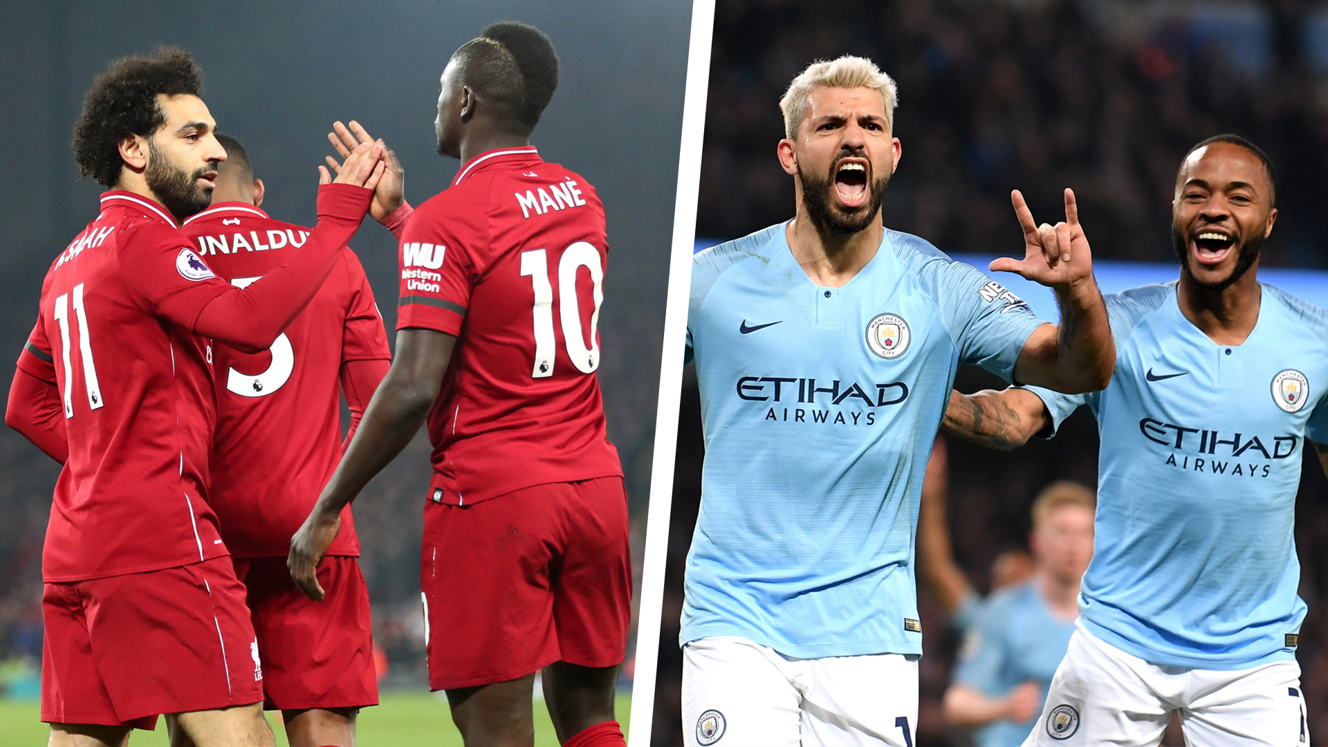 Will Man City or Liverpool win the Premier League? Title race, fixtures &  latest points | Goal.com