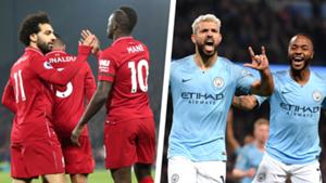 Man City Liverpool Premier League 2018-19
