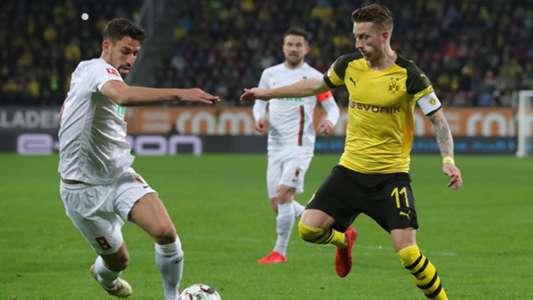Live Stream Dortmund Augsburg