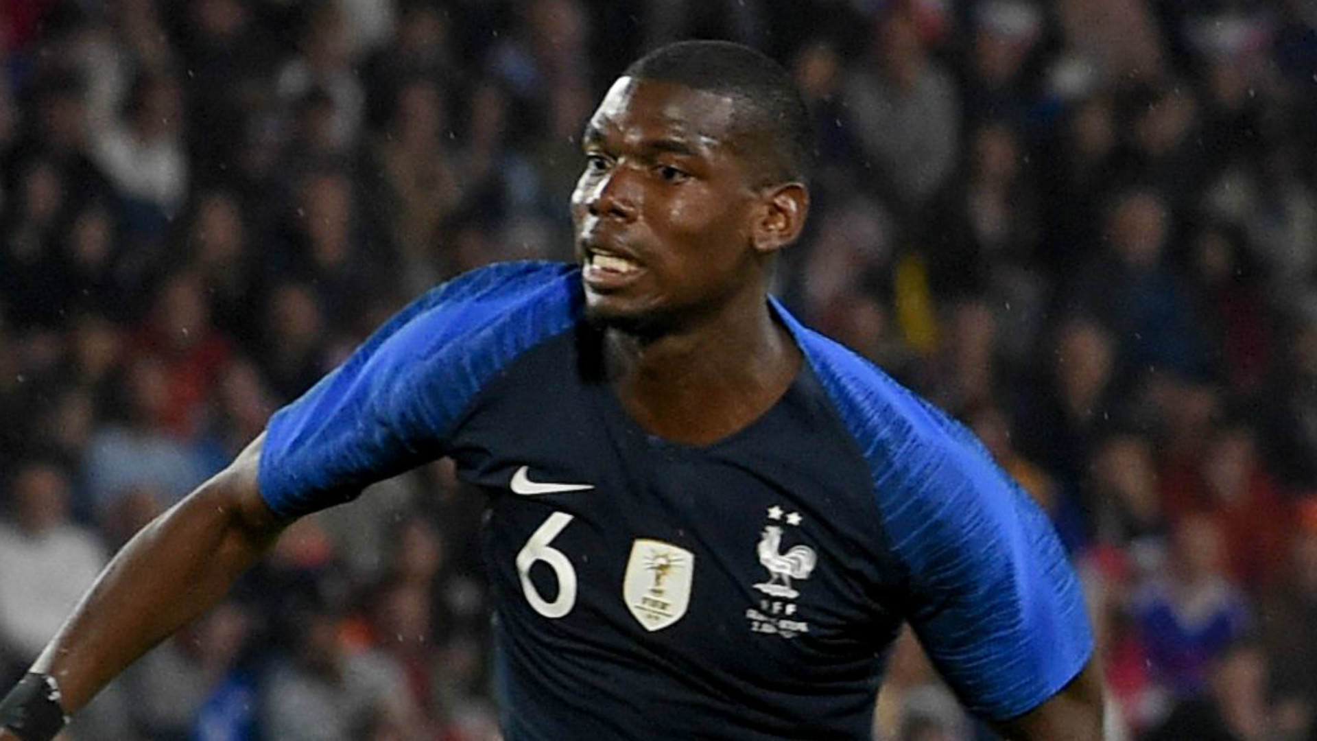 Pogba returns to France squad after missing previous UEFA Nations League fixtures due to coronavirus