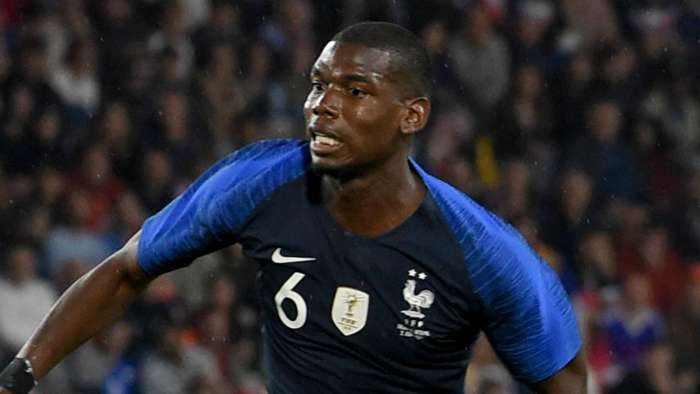 Paul Pogba France 2019