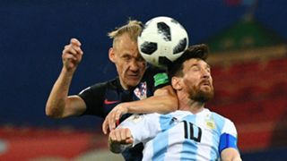 Domagoj Vida Croatia Argentina World Cup