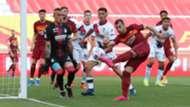 Henrikh Mkhitaryan Roma Crotone Serie A