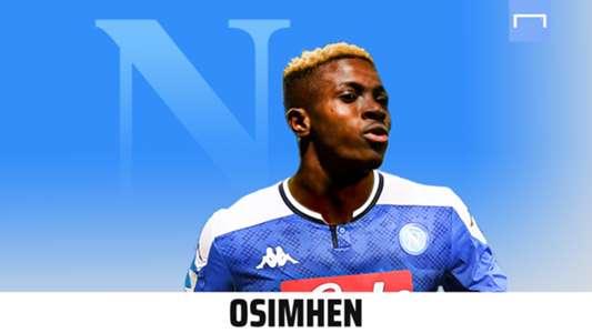 Ora è ufficiale: Osimhen è un nuovo giocatore del Napoli | Goal.com