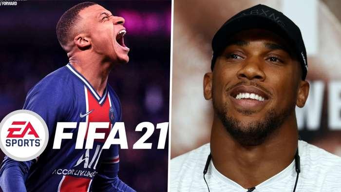 Anthony Joshua FIFA 21