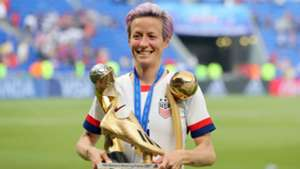 What is Megan Rapinoe's net worth and how much does the USWNT star earn?