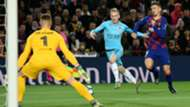 Ter Stegen Lenglet Barcelona Slavia Praga Champions League