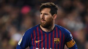 Lionel Messi La Liga 2018-19