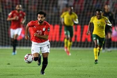مصر - جنوب أفريقيا - محمد صلاح