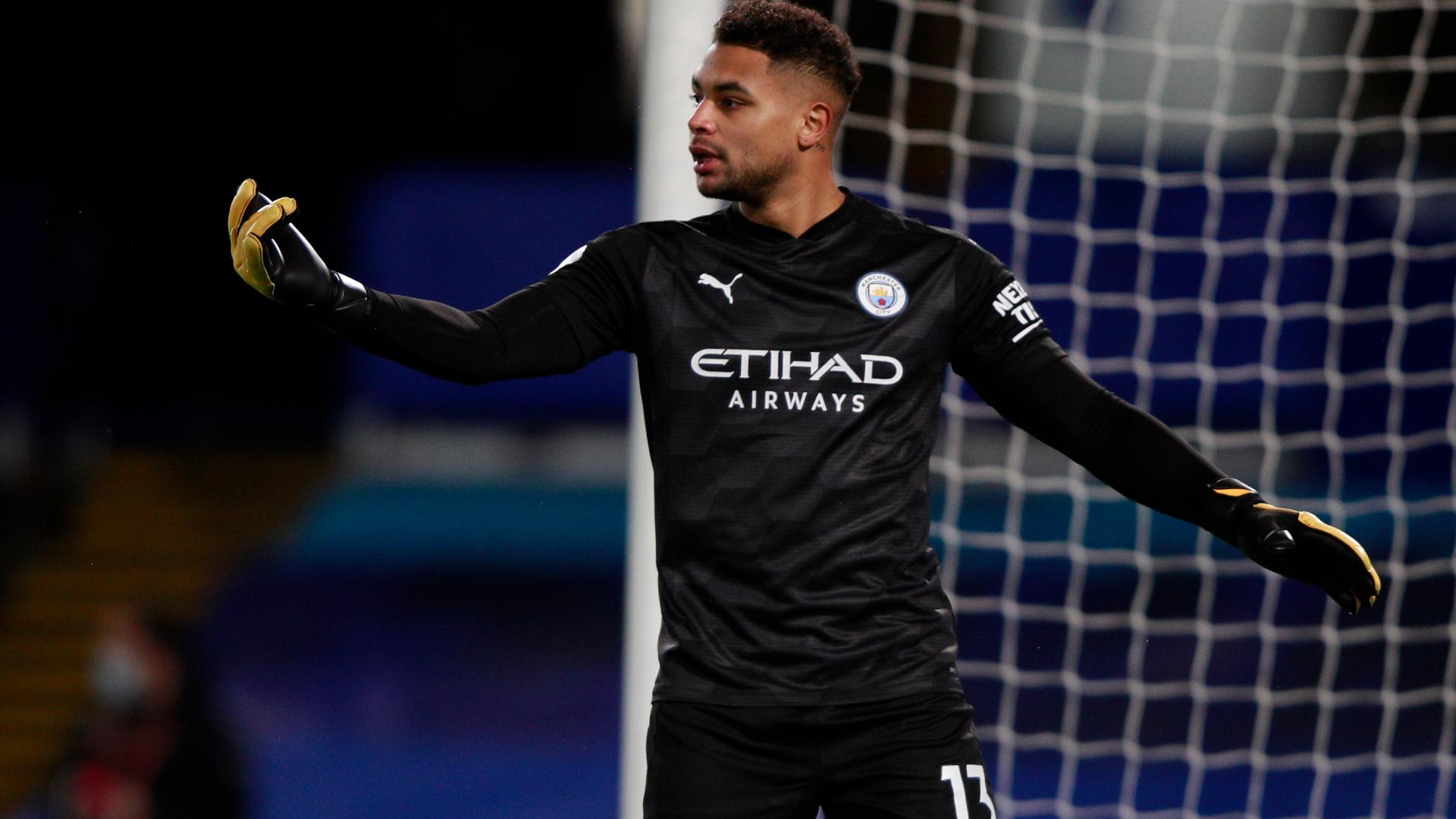 Steffen makes Premier League debut for Man City against Chelsea