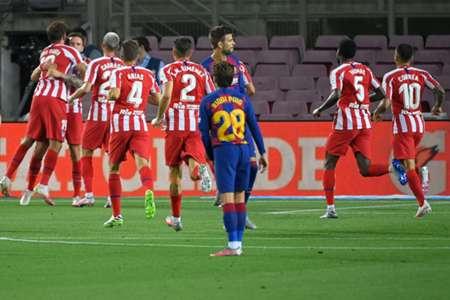 El resumen del Barcelona vs. Atlético Madrid de LaLiga: vídeo, goles y estadísticas | Goal.com