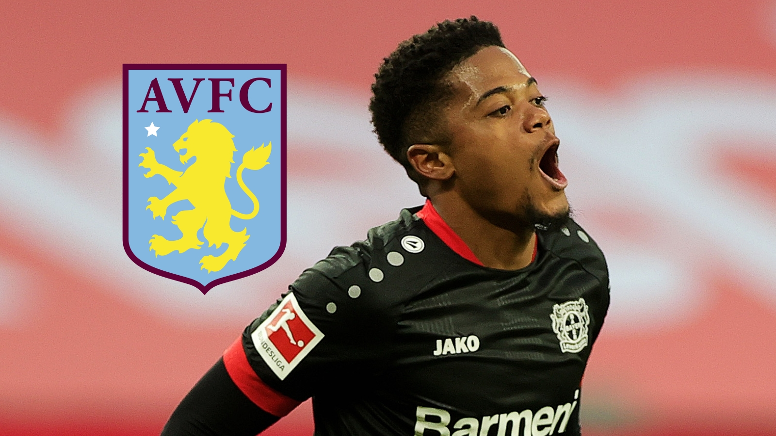 Bailey's father confirms Aston Villa are in talks to sign Bayer Leverkusen star