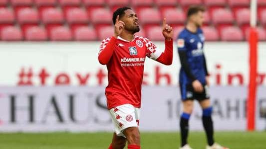 'A reward for hard work' - Mwene revels in maiden Bundesliga goal vs Hertha Berlin
