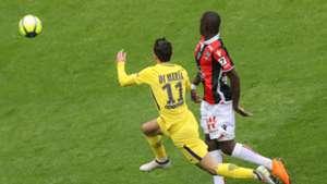 Angel Di Maria Nice PSG Ligue 1