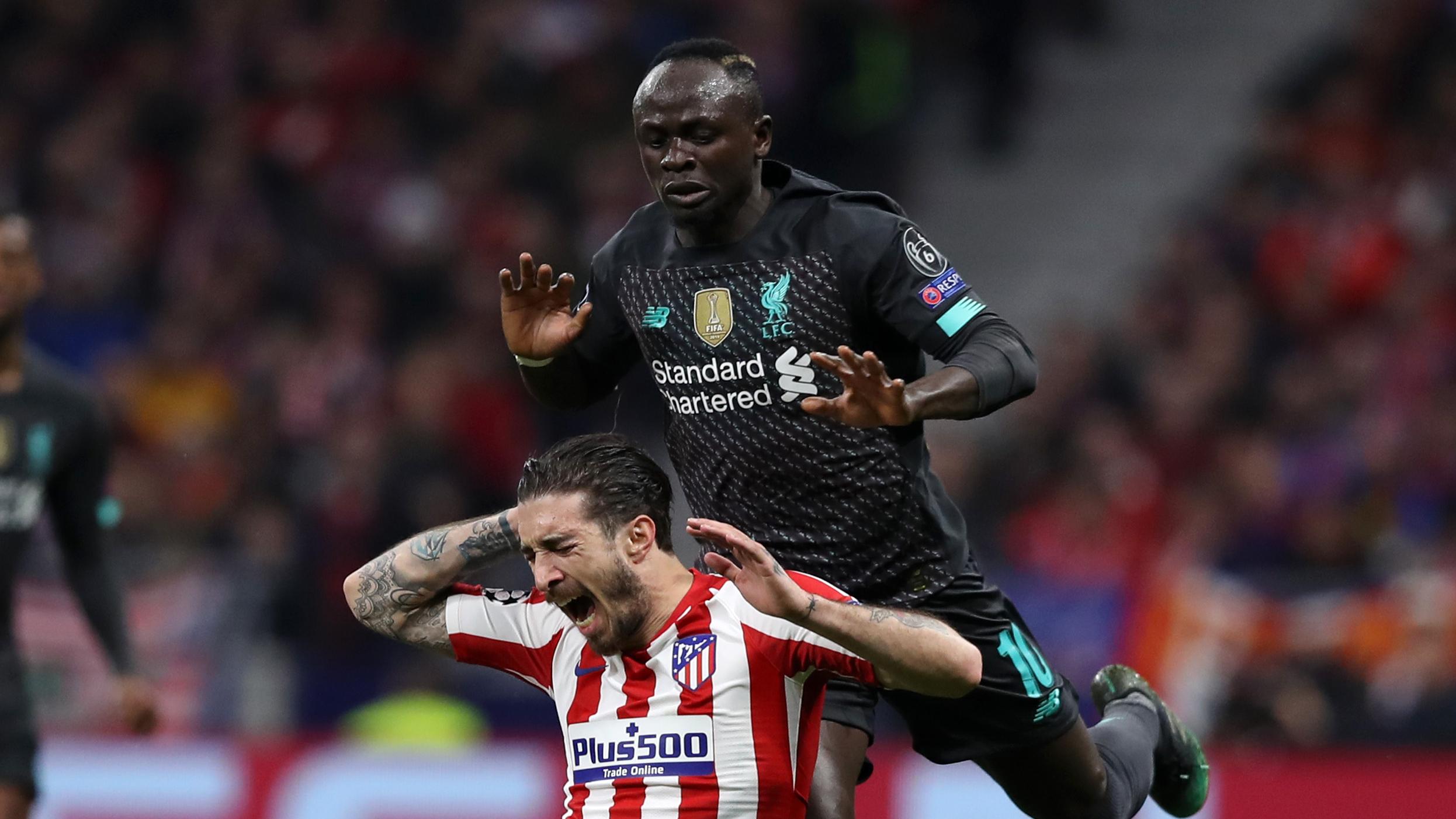 Liverpool, Klopp explique pourquoi il a sorti Mané à la pause à Madrid