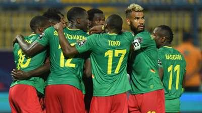 Cameroon celebrate 2019