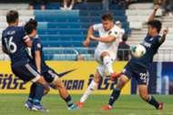 Hong Kong premier league, R&F 5:1 won over Lee Man.