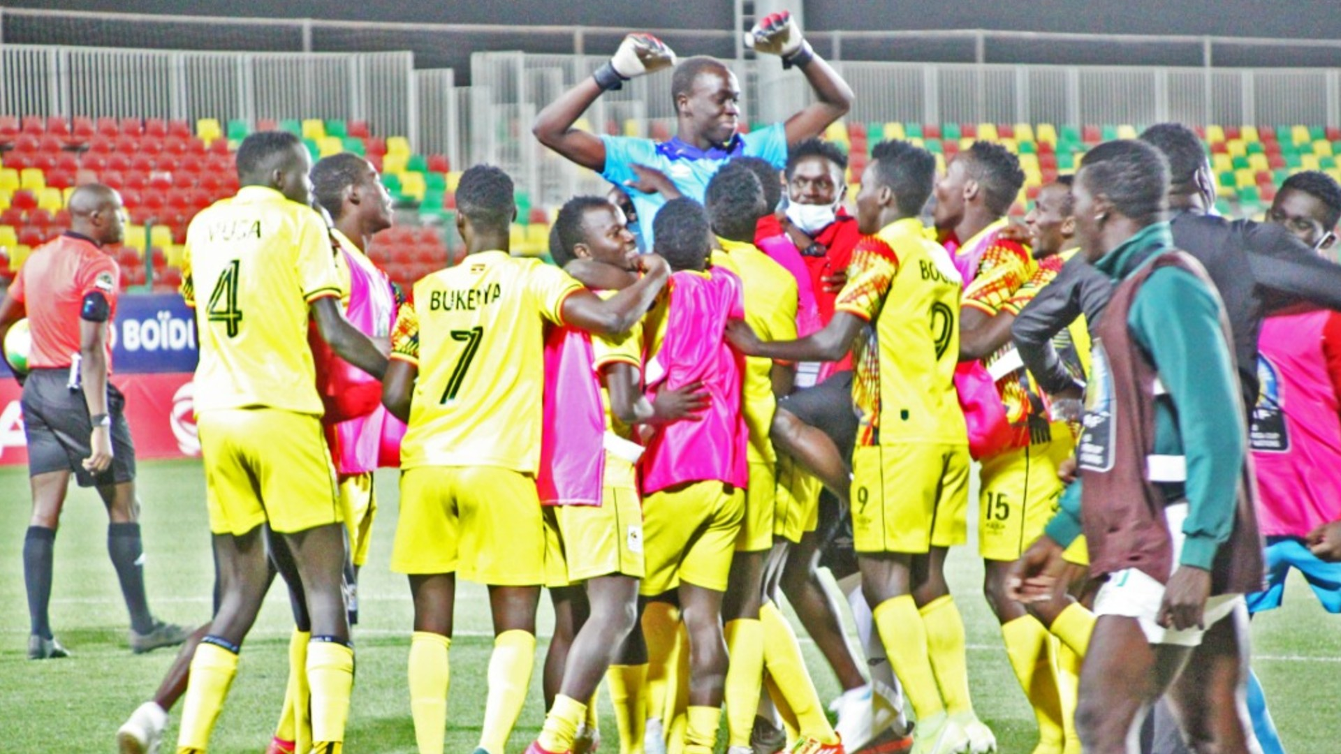 U20 Afcon Wrap: Uganda and Ghana enter semis after wins over Burkina Faso and Cameroon