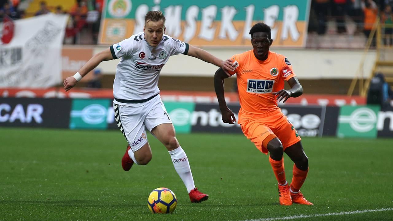 Alanyaspor - Konyaspor maçının iddaa tahmini