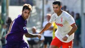 Cristiano Ronaldo Fiorentina Juventus Serie A