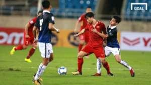 Việt Nam Campuchia Vòng loại Asian Cup 2019 10/10