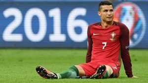 Cristiano Ronaldo Portugal France UEFA Euro 10072016